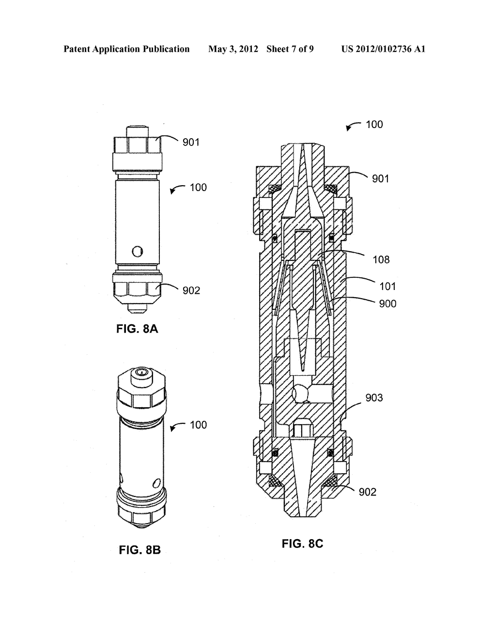 MICRO-INJECTOR AND METHOD OF ASSEMBLY AND MOUNTING THEREOF - diagram, schematic, and image 08