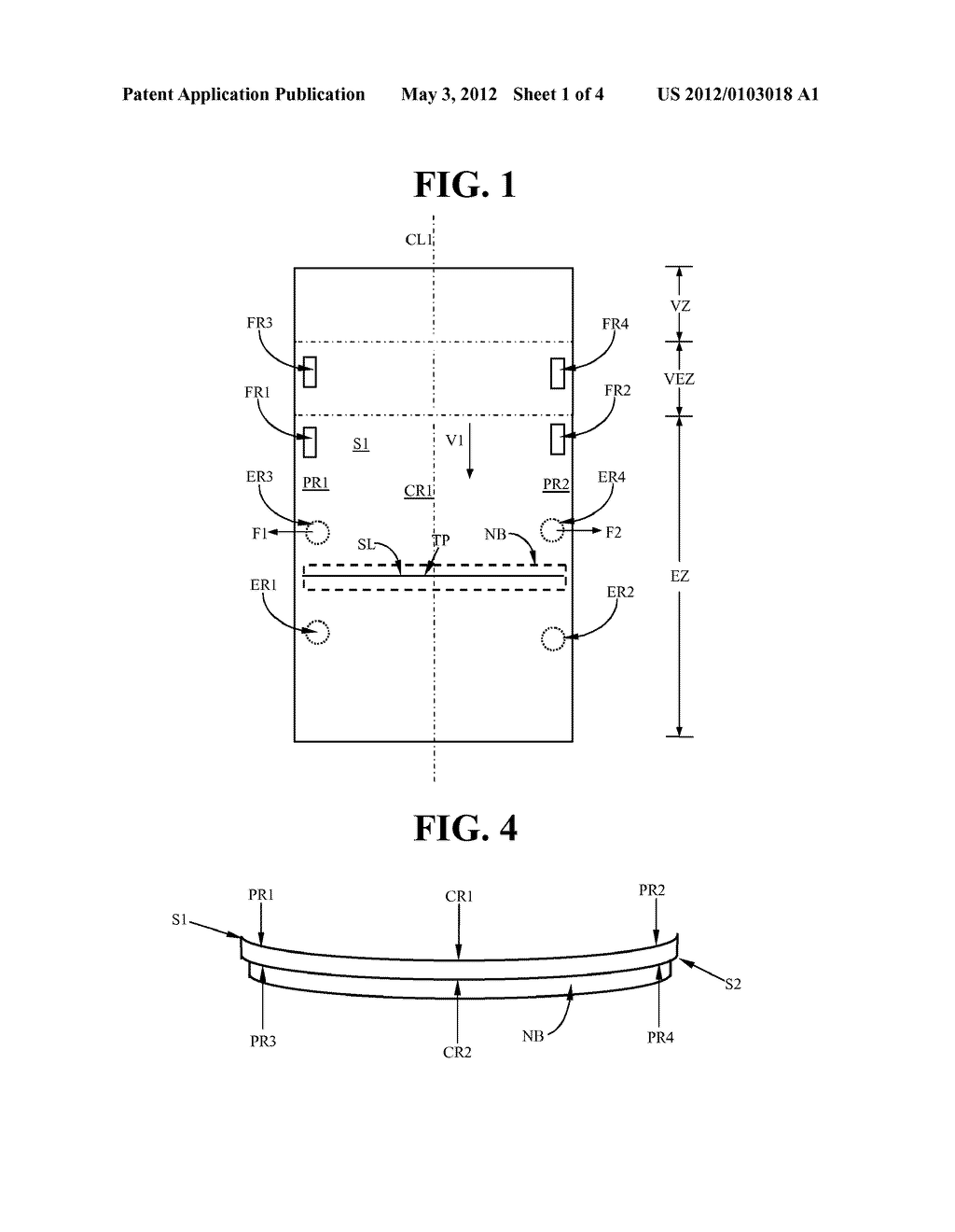METHOD AND APPARATUS FOR CUTTING GLASS RIBBON - diagram, schematic, and image 02