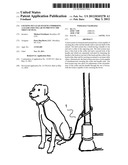 Locking pet lead system comprising a leash and collar to prevent the theft     of pets. diagram and image