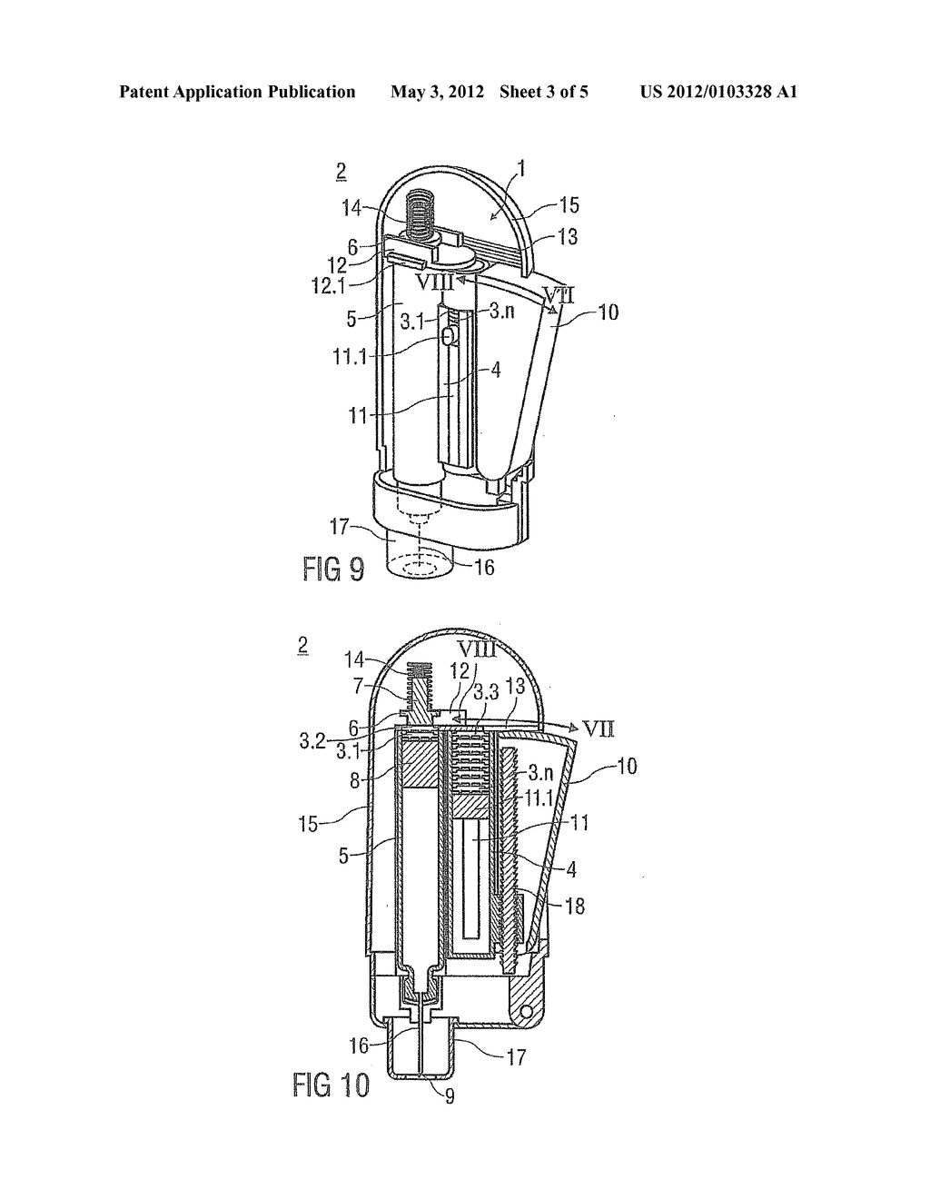Dose Setting Element for a Drug Delivery Device and Drug Delivery Device     with Dose Setting Element - diagram, schematic, and image 04
