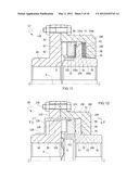 SPATIAL WEDGING FRICTION OVERRUNNING CLUTCH diagram and image