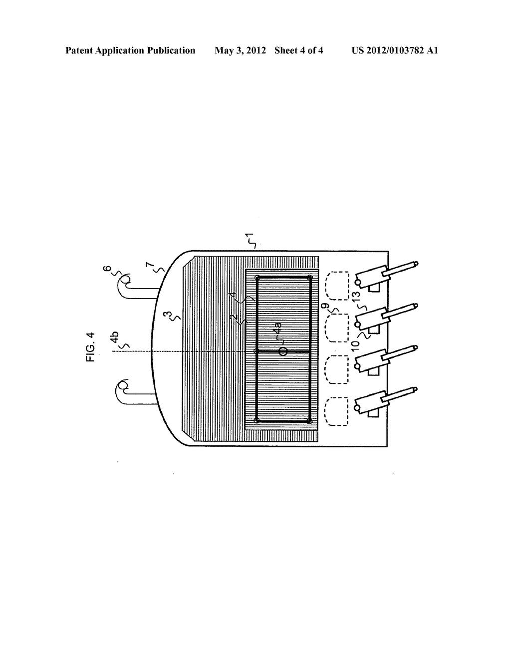 Refractory Oven Doors And Door Framing Walls Of A Schematic Coke Battery Diagram Image 05