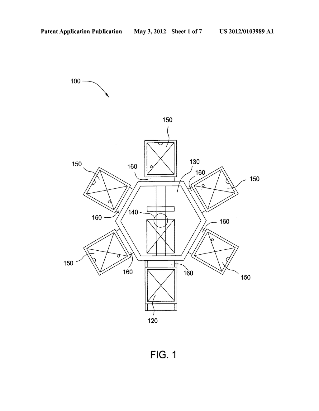 METHOD AND APPARATUS FOR SEALING AN OPENING OF A PROCESSING CHAMBER - diagram, schematic, and image 02
