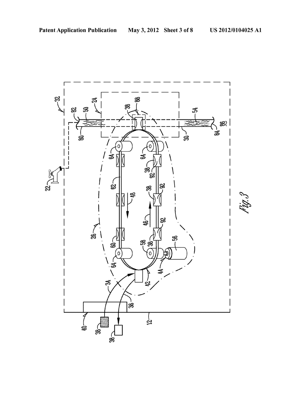 MULTI-SINGLE SERVE BEVERAGE DISPENSING APPARATUS, METHOD AND SYSTEM - diagram, schematic, and image 04