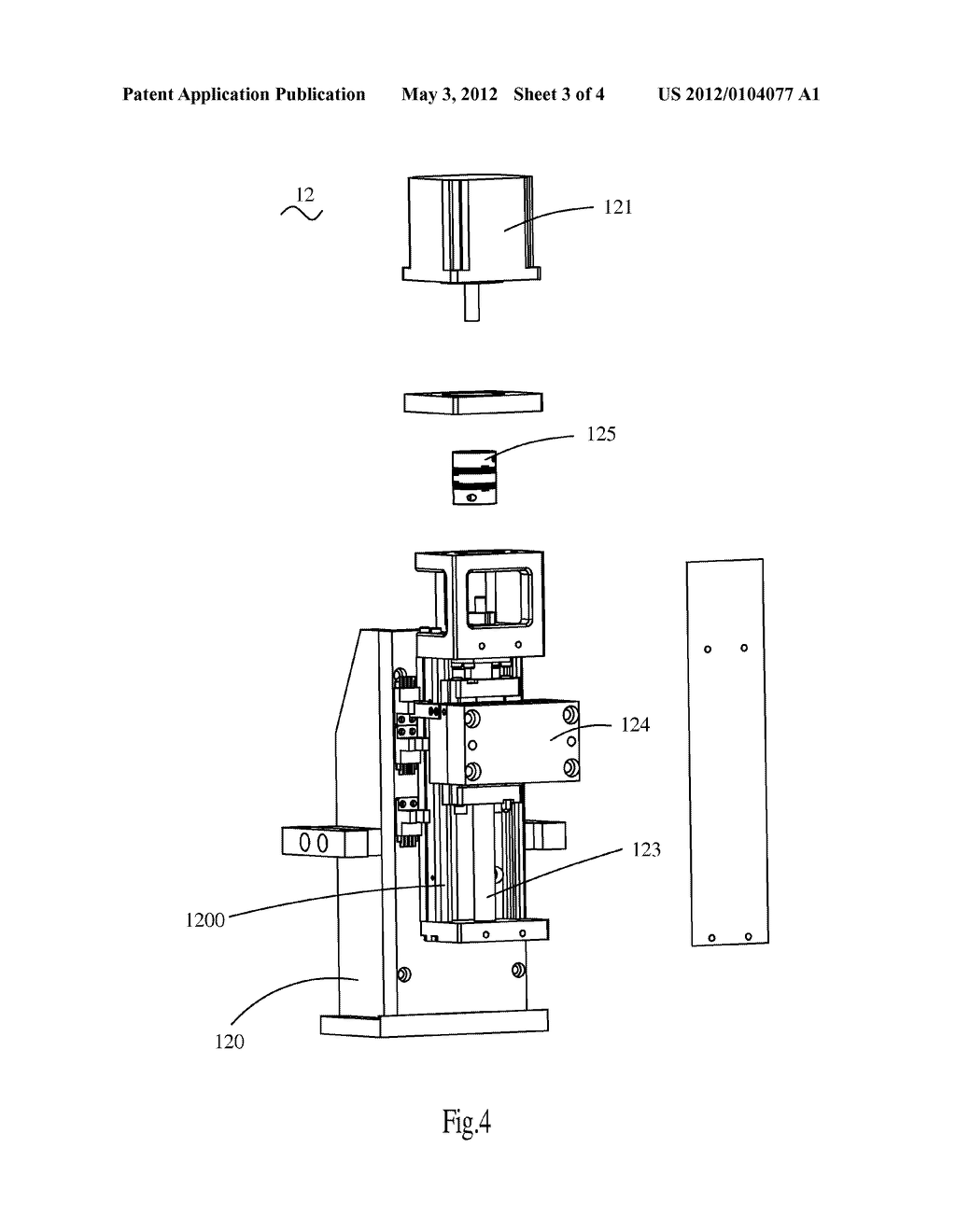 AUTOMATIC SOLDERING APPARATUS AND SOLDERING METHOD THEREOF - diagram, schematic, and image 04