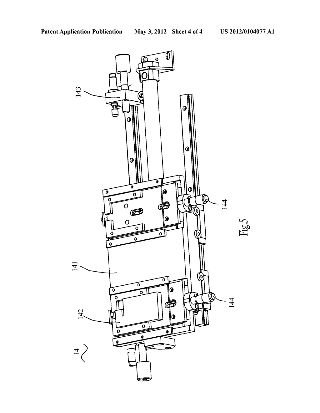 AUTOMATIC SOLDERING APPARATUS AND SOLDERING METHOD THEREOF - diagram, schematic, and image 05