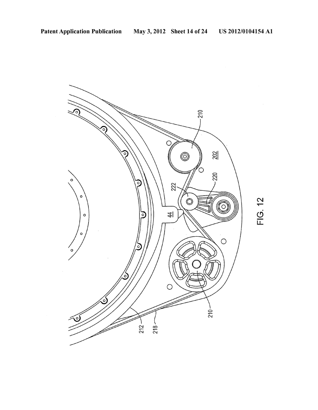 TAIL FAN APPARATUS AND METHODS FOR LOW SPEED YAW CONTROL OF A ROTORCRAFT - diagram, schematic, and image 15