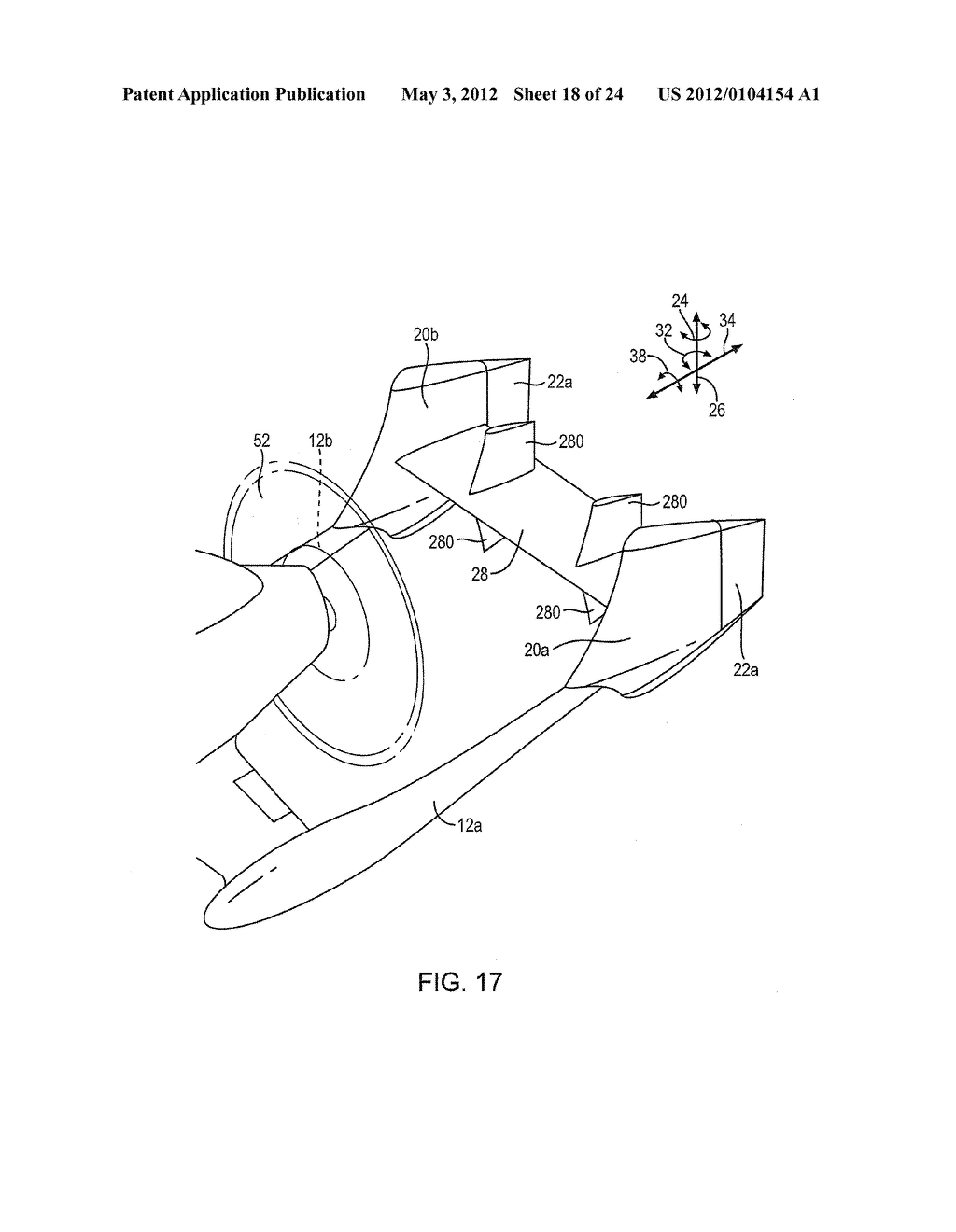 TAIL FAN APPARATUS AND METHODS FOR LOW SPEED YAW CONTROL OF A ROTORCRAFT - diagram, schematic, and image 19