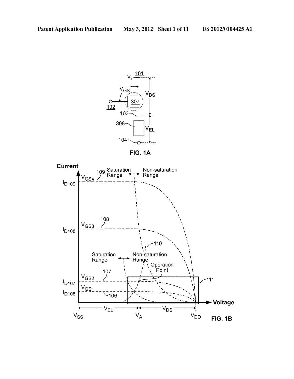 Method of Driving A Light Emitting Device - diagram, schematic, and image 02