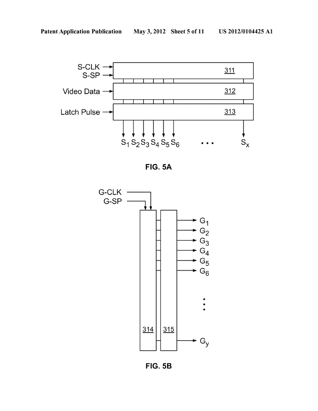 Method of Driving A Light Emitting Device - diagram, schematic, and image 06