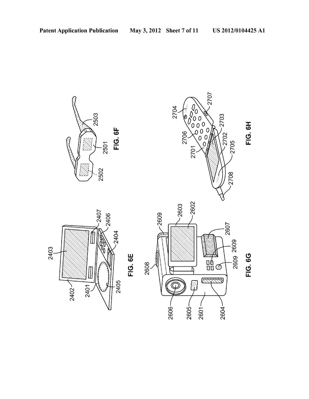 Method of Driving A Light Emitting Device - diagram, schematic, and image 08