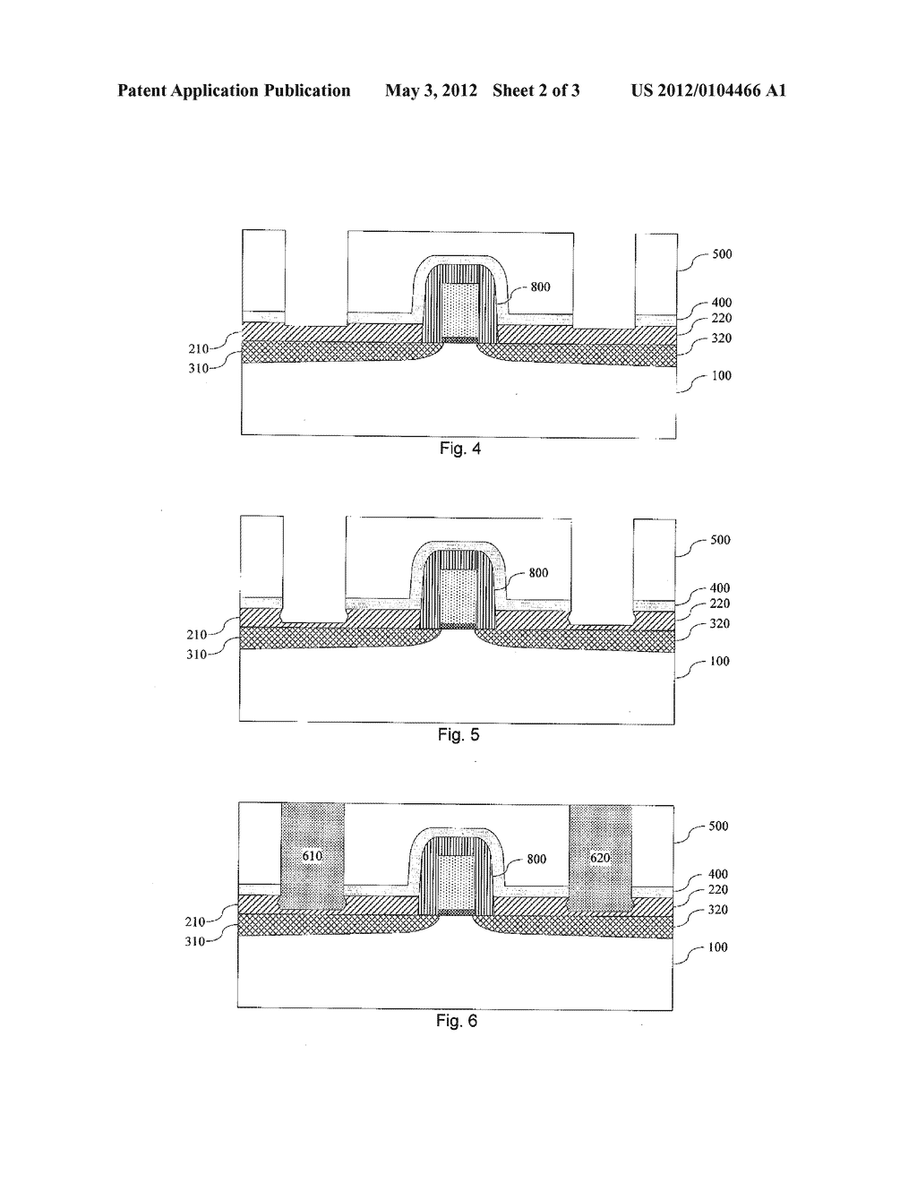 METHOD FOR FABRICATING CONTACT ELECTRODE AND SEMICONDUCTOR DEVICE - diagram, schematic, and image 03