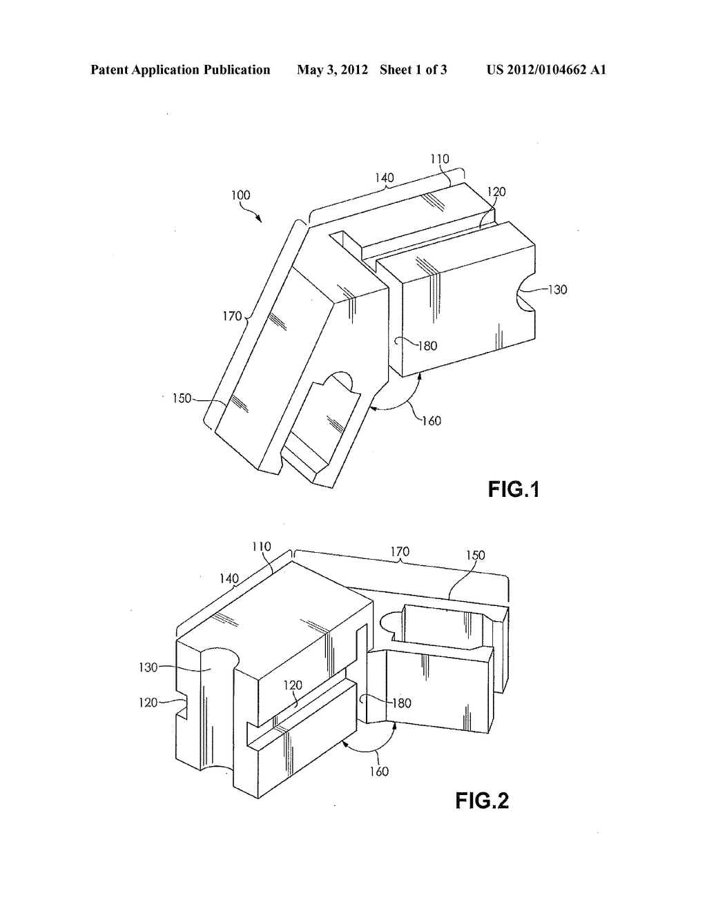 BRACKET FOR A QUARTZ LAMP OF A BLOW MOLDING MACHINE - diagram, schematic, and image 02