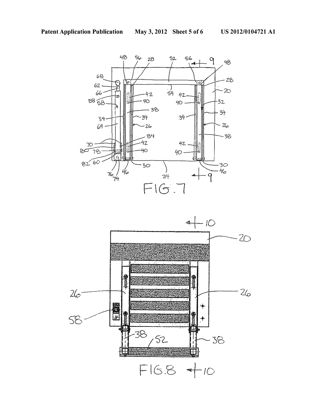 Step Device for a Vehicle Tailgate - diagram, schematic, and image 06