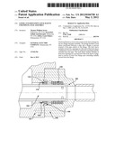 LOOSE ANTI-ROTATION LOCK SLEEVE FOR PIPE/FLANGE ASSEMBLY diagram and image