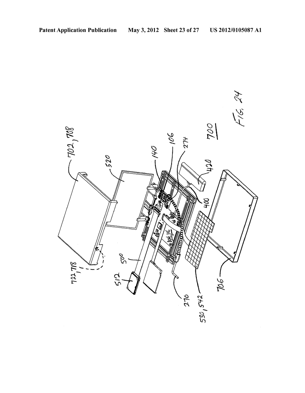 APPARATUS FOR TESTING CIRCUIT BOARDS OF COMPUTING DEVICES AND METHODS FOR     SAME - diagram, schematic, and image 24