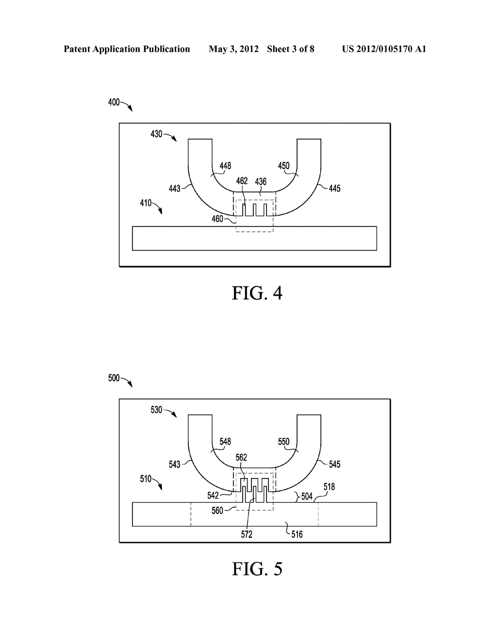 DIRECTIONAL COUPLERS FOR USE IN ELECTRONIC DEVICES, AND METHODS OF USE     THEREOF - diagram, schematic, and image 04