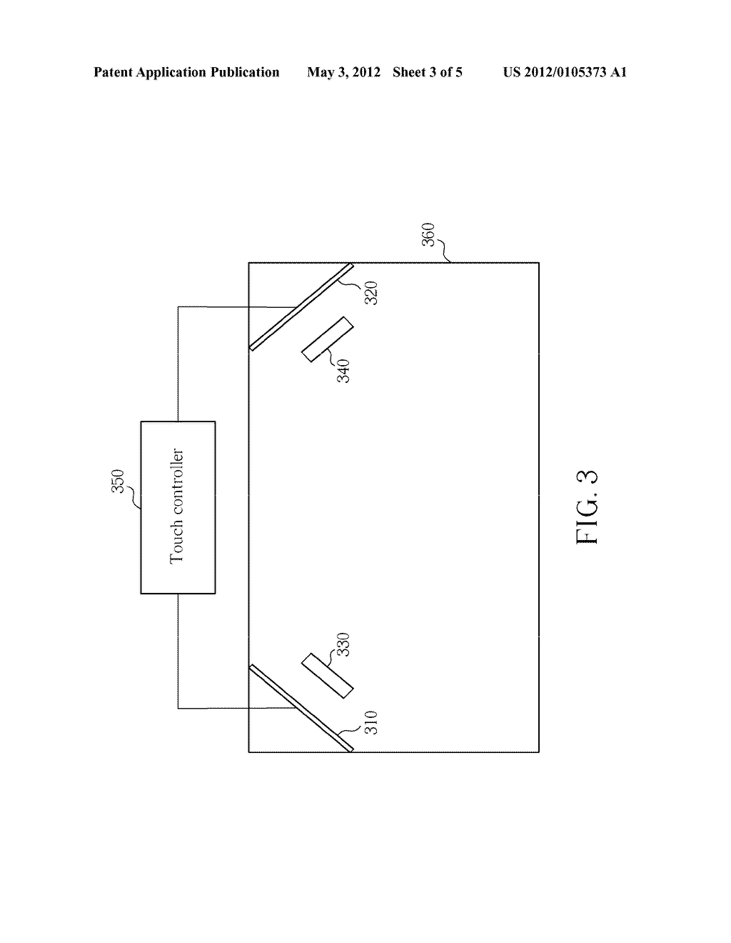 METHOD FOR DETECTING TOUCH STATUS OF SURFACE OF INPUT DEVICE AND INPUT     DEVICE THEREOF - diagram, schematic, and image 04