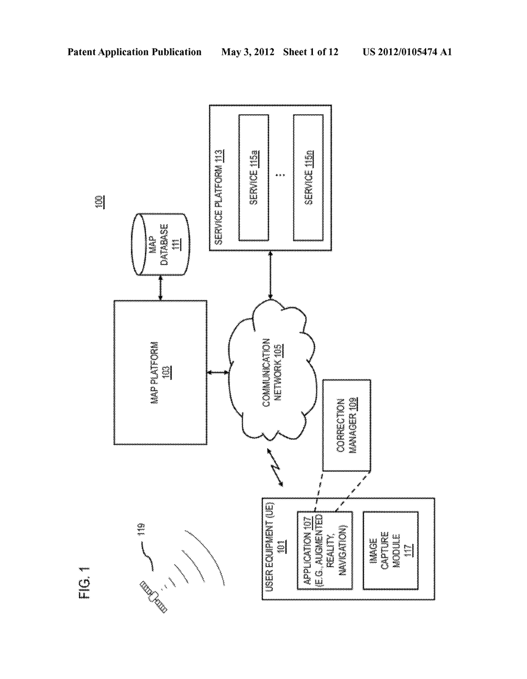 METHOD AND APPARATUS FOR DETERMINING LOCATION OFFSET INFORMATION - diagram, schematic, and image 02