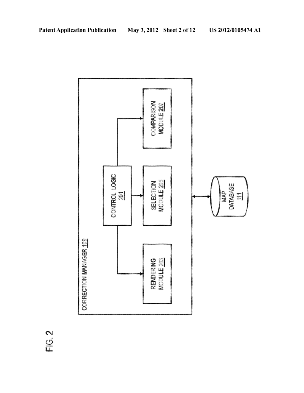 METHOD AND APPARATUS FOR DETERMINING LOCATION OFFSET INFORMATION - diagram, schematic, and image 03
