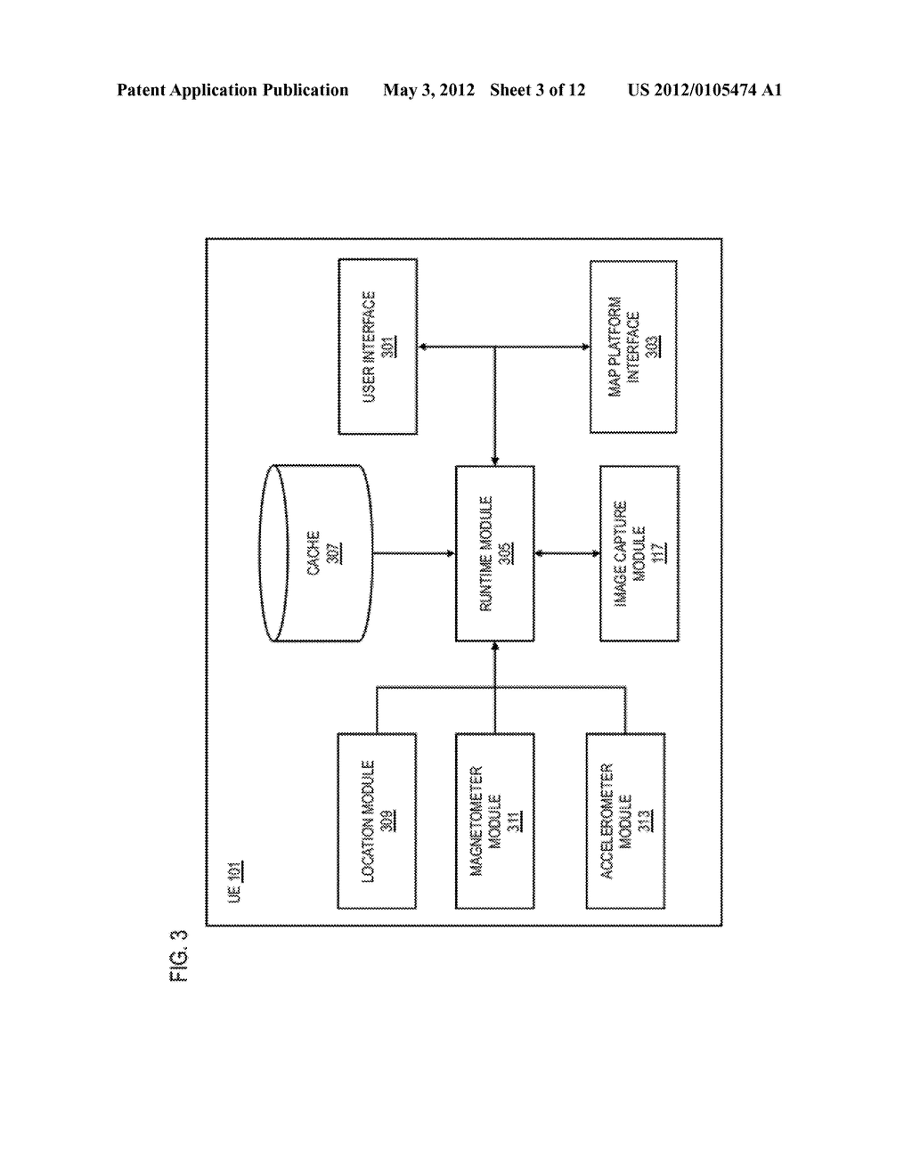METHOD AND APPARATUS FOR DETERMINING LOCATION OFFSET INFORMATION - diagram, schematic, and image 04