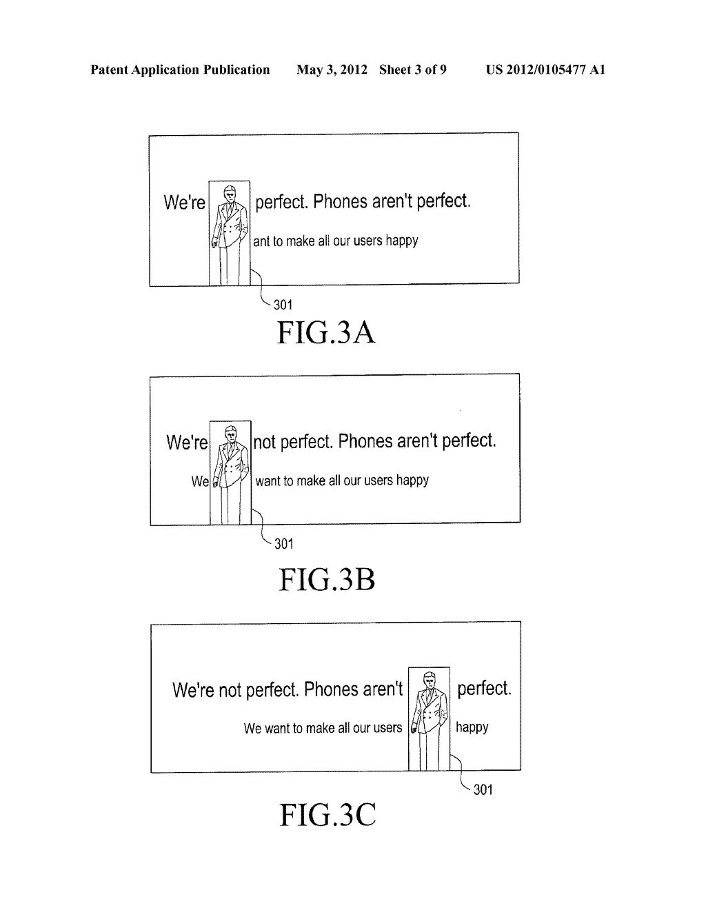 APPARATUS AND METHOD FOR DISPLAYING DATA IN PORTABLE TERMINAL - diagram, schematic, and image 04