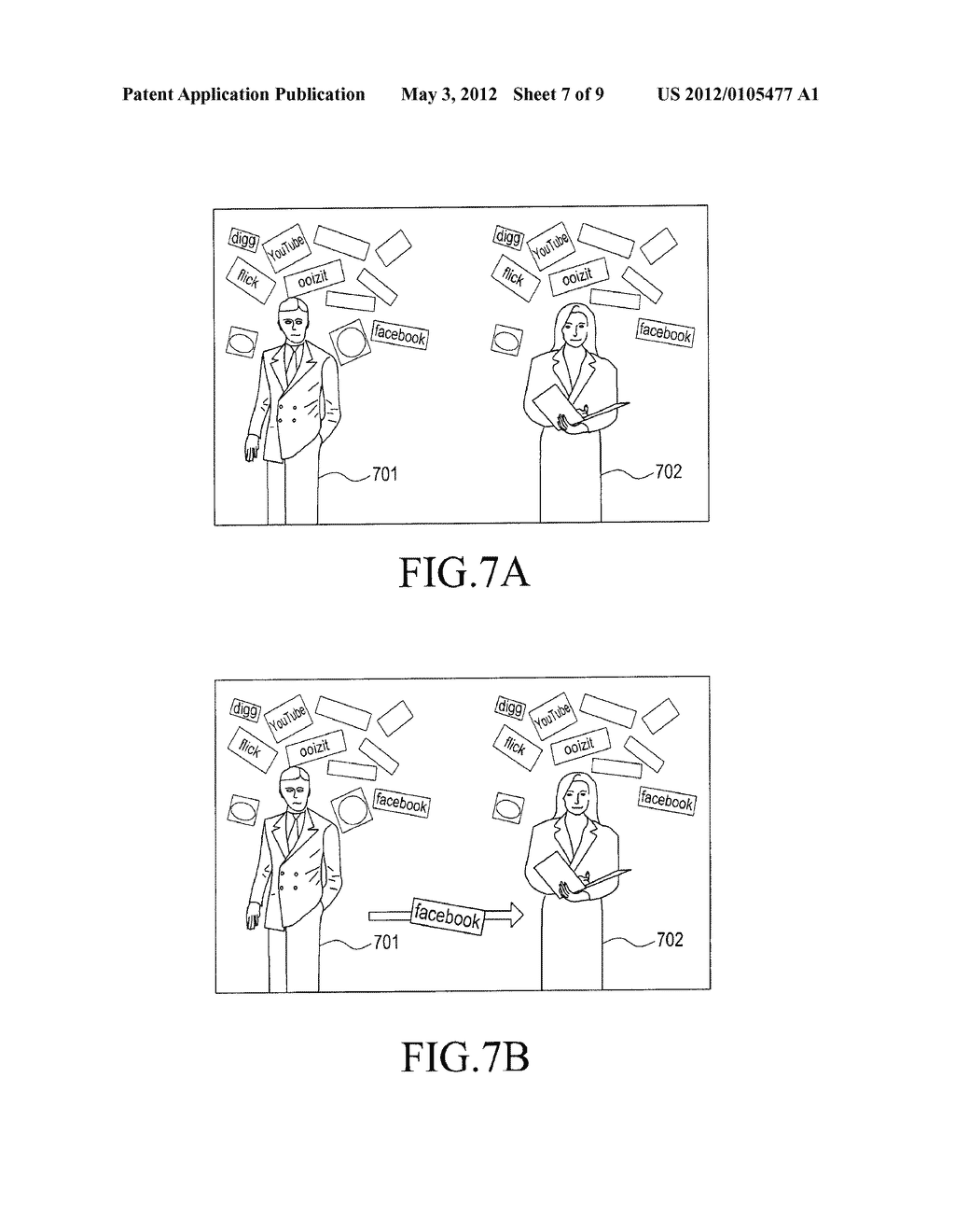 APPARATUS AND METHOD FOR DISPLAYING DATA IN PORTABLE TERMINAL - diagram, schematic, and image 08