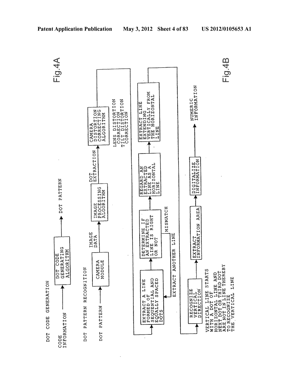 INFORMATION REPRODUCTION/I/O METHOD USING DOT PATTERN, INFORMATION     REPRODUCTION DEVICE, MOBILE INFORMATION I/O DEVICE, AND ELECTRONIC TOY     USING DOT PATTERN - diagram, schematic, and image 05