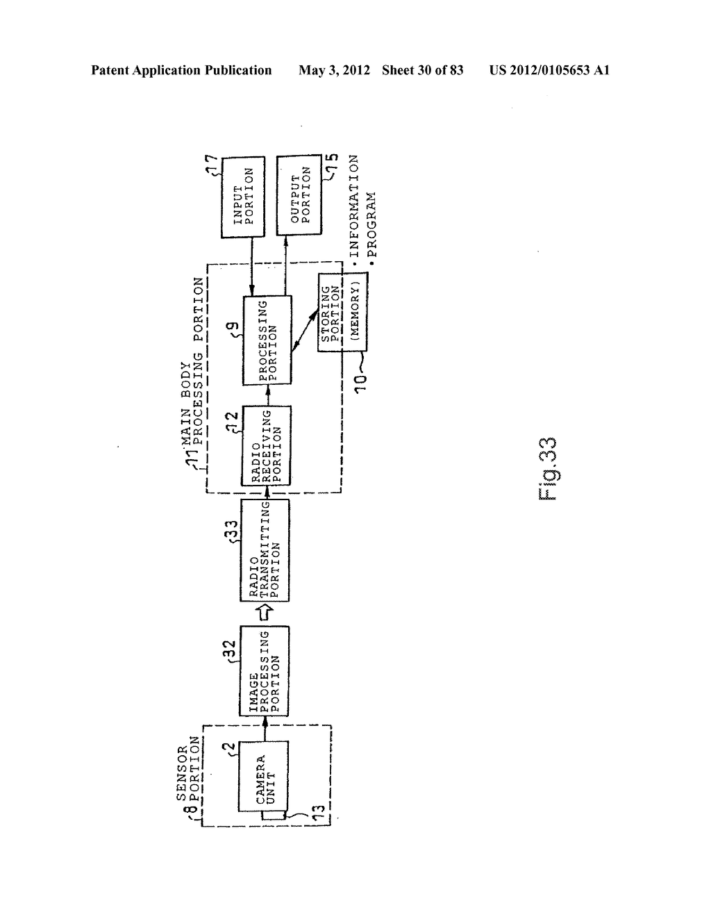 INFORMATION REPRODUCTION/I/O METHOD USING DOT PATTERN, INFORMATION     REPRODUCTION DEVICE, MOBILE INFORMATION I/O DEVICE, AND ELECTRONIC TOY     USING DOT PATTERN - diagram, schematic, and image 31