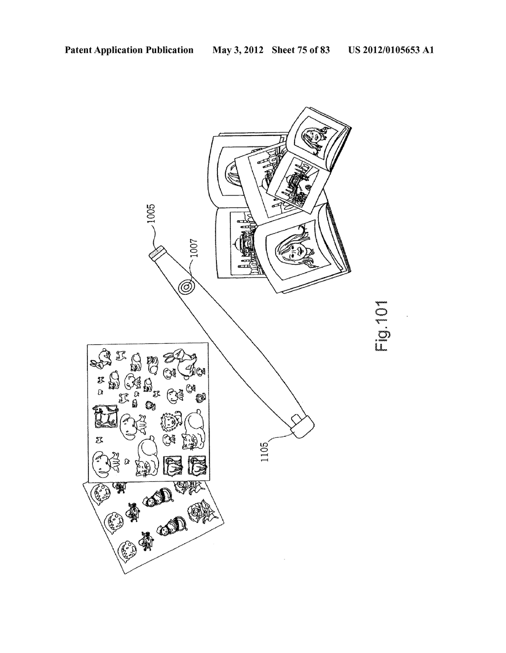 INFORMATION REPRODUCTION/I/O METHOD USING DOT PATTERN, INFORMATION     REPRODUCTION DEVICE, MOBILE INFORMATION I/O DEVICE, AND ELECTRONIC TOY     USING DOT PATTERN - diagram, schematic, and image 76