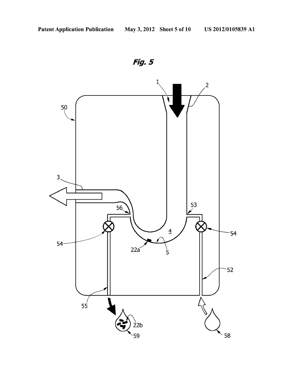 Progressive Cut-Size Particle Trap and Aerosol Collection Apparatus - diagram, schematic, and image 06