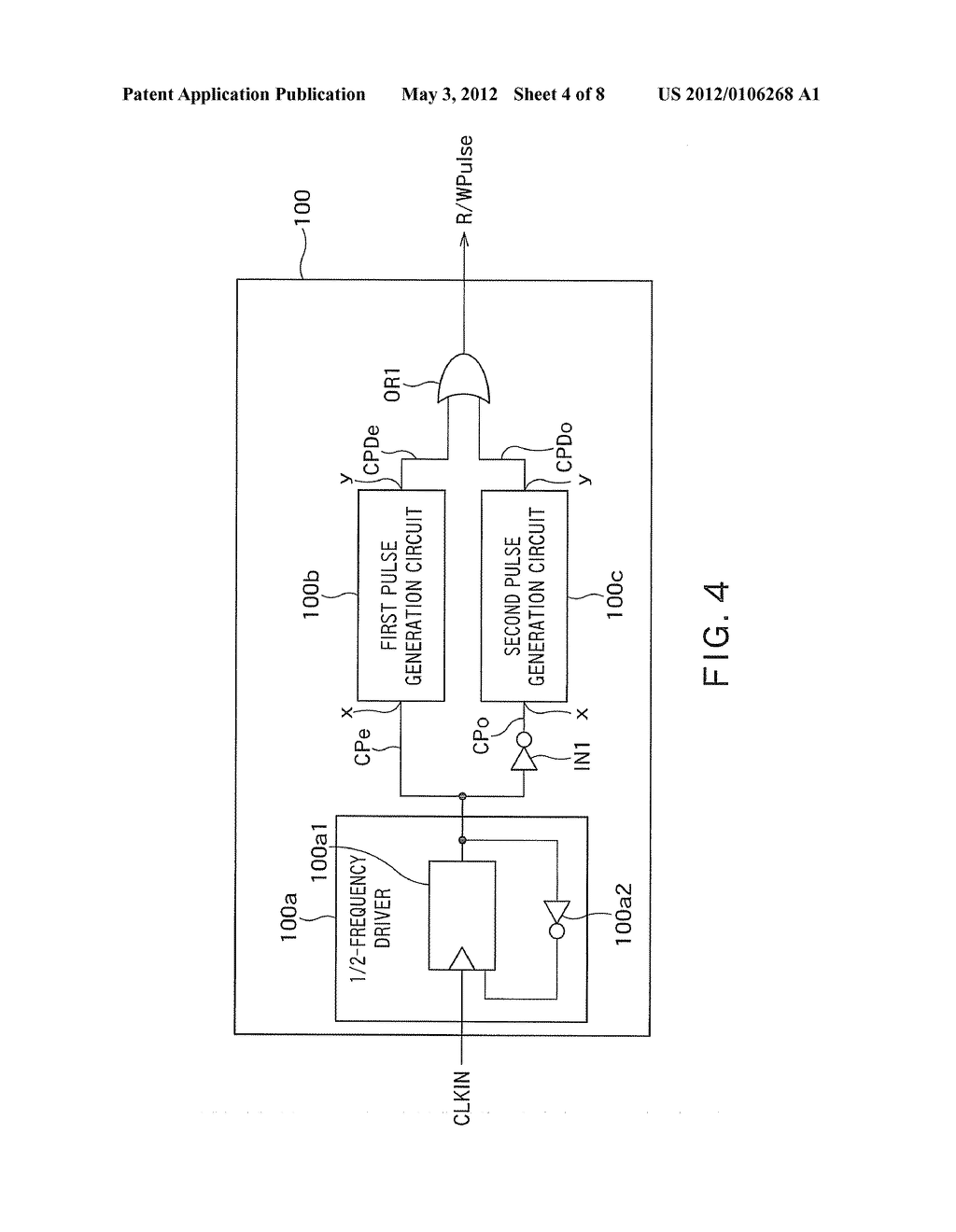 SYNCHRONOUS TYPE SEMICONDUCTOR STORAGE DEVICE AND DRAM - diagram, schematic, and image 05