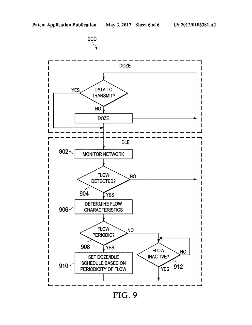 SYSTEM AND METHOD FOR SOFT ACCESS POINT POWER REDUCTION - diagram, schematic, and image 07