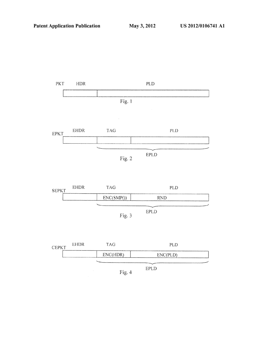 METHOD FOR CREATING AN ENHANDED DATA STREAM - diagram, schematic, and image 02
