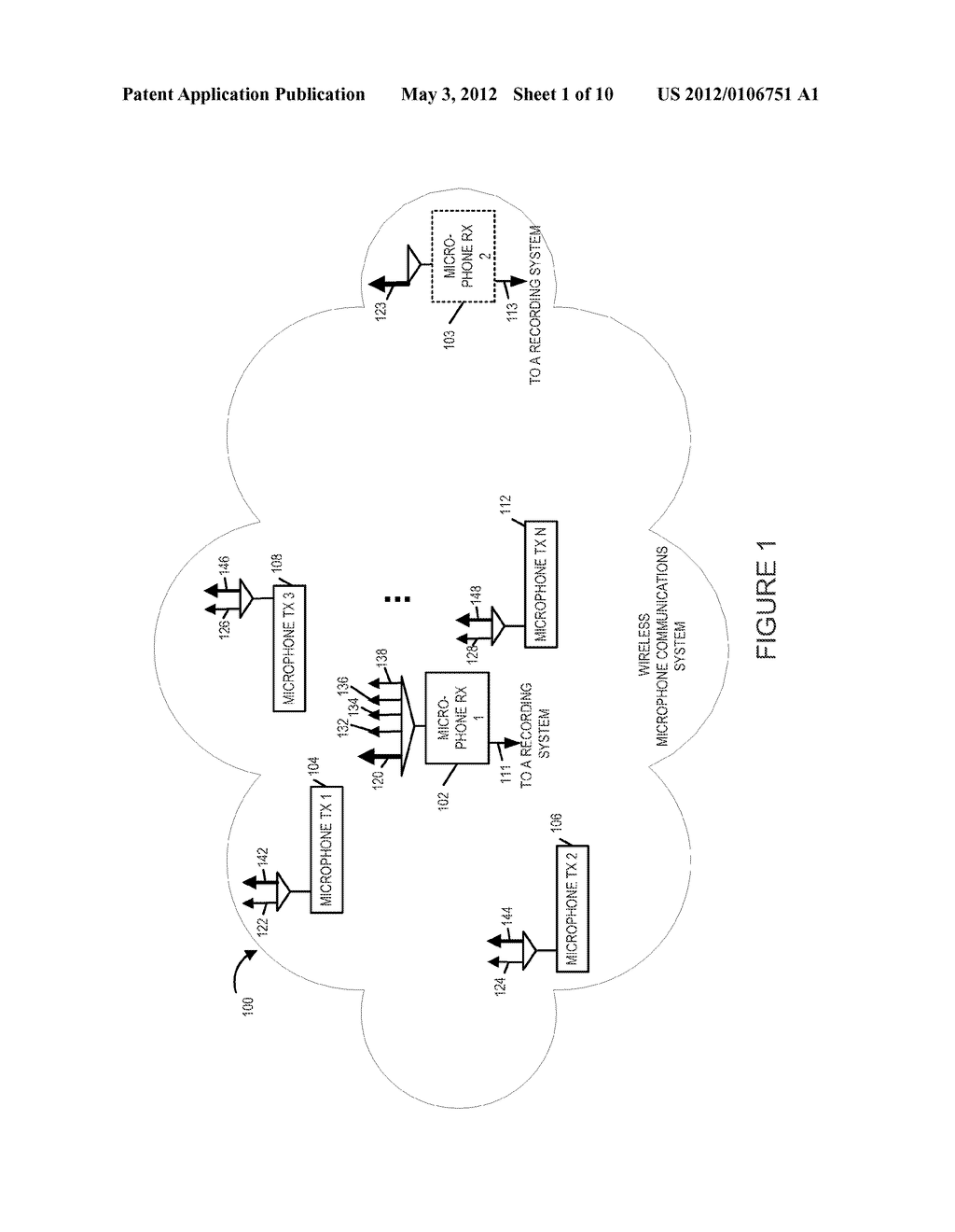 METHODS AND APPARATUS FOR WIRELESS MICROPHONE SYNCHRONIZATION - diagram, schematic, and image 02