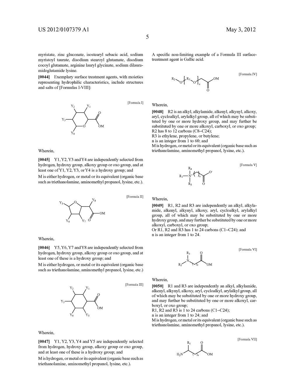 WATER BASE SLURRY COMPOSITION FOR COSMETIC PRODUCTS AND METHODS OF USE - diagram, schematic, and image 08