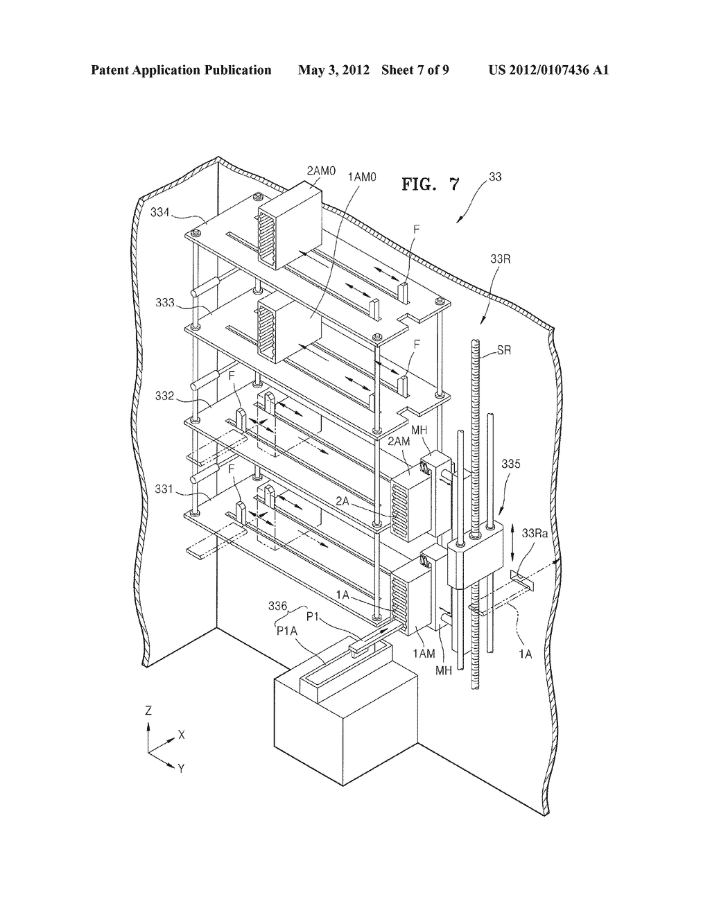 SEMICONDUCTOR PACKAGE MOLDING SYSTEM AND MOLDING METHOD THEREOF - diagram, schematic, and image 08