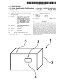 MAGNETIC SEALING VALVE DEVICE FOR A BATTERY CASE diagram and image