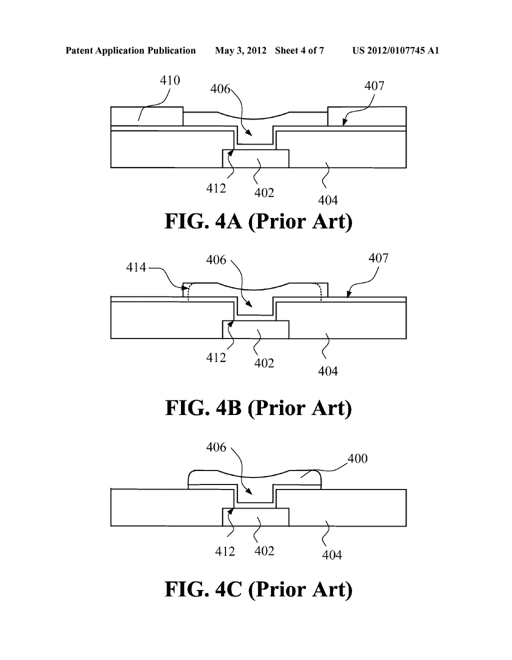 VIA STRUCTURE IN MULTI-LAYER SUBSTRATE AND MANUFACTURING METHOD THEREOF - diagram, schematic, and image 05