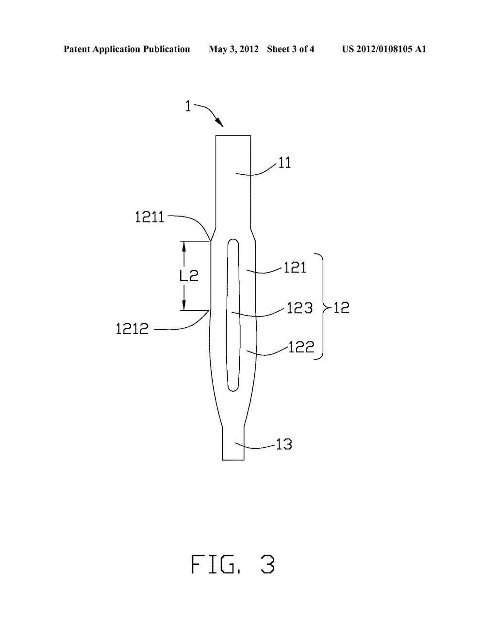 PRESS-FIT MEANS AND ELECTRICAL CONNECTOR HAVING THE SAME - diagram, schematic, and image 04