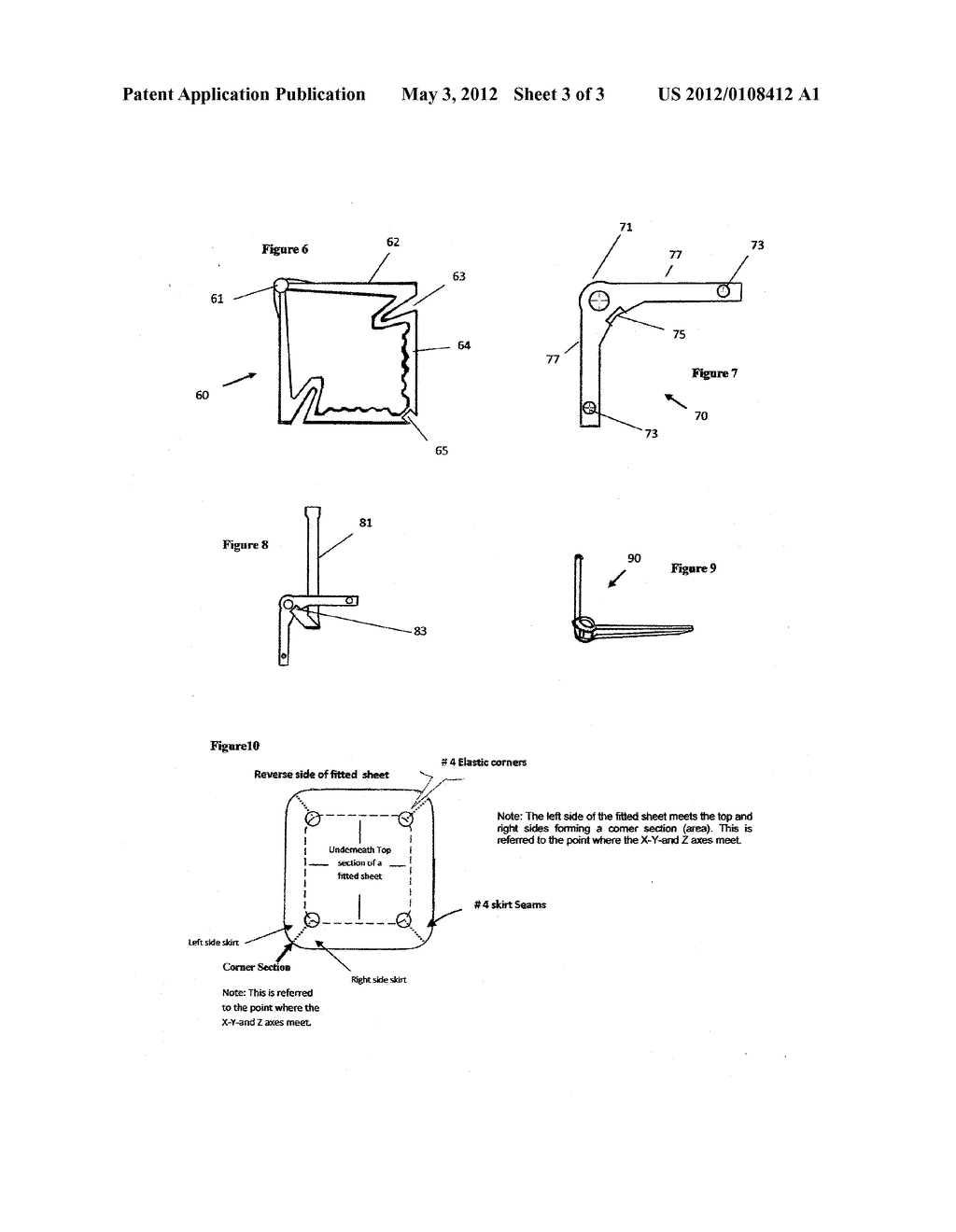 APPARATUS FOR FOLDING FITTED SHEETS - diagram, schematic, and image 04