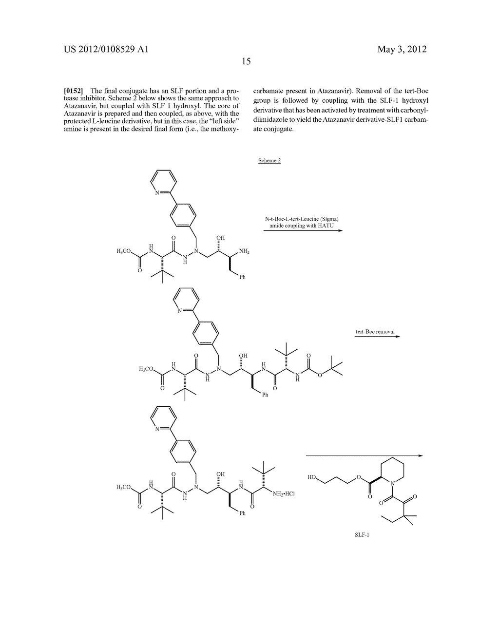 PROTEASE INHIBITORS - diagram, schematic, and image 16