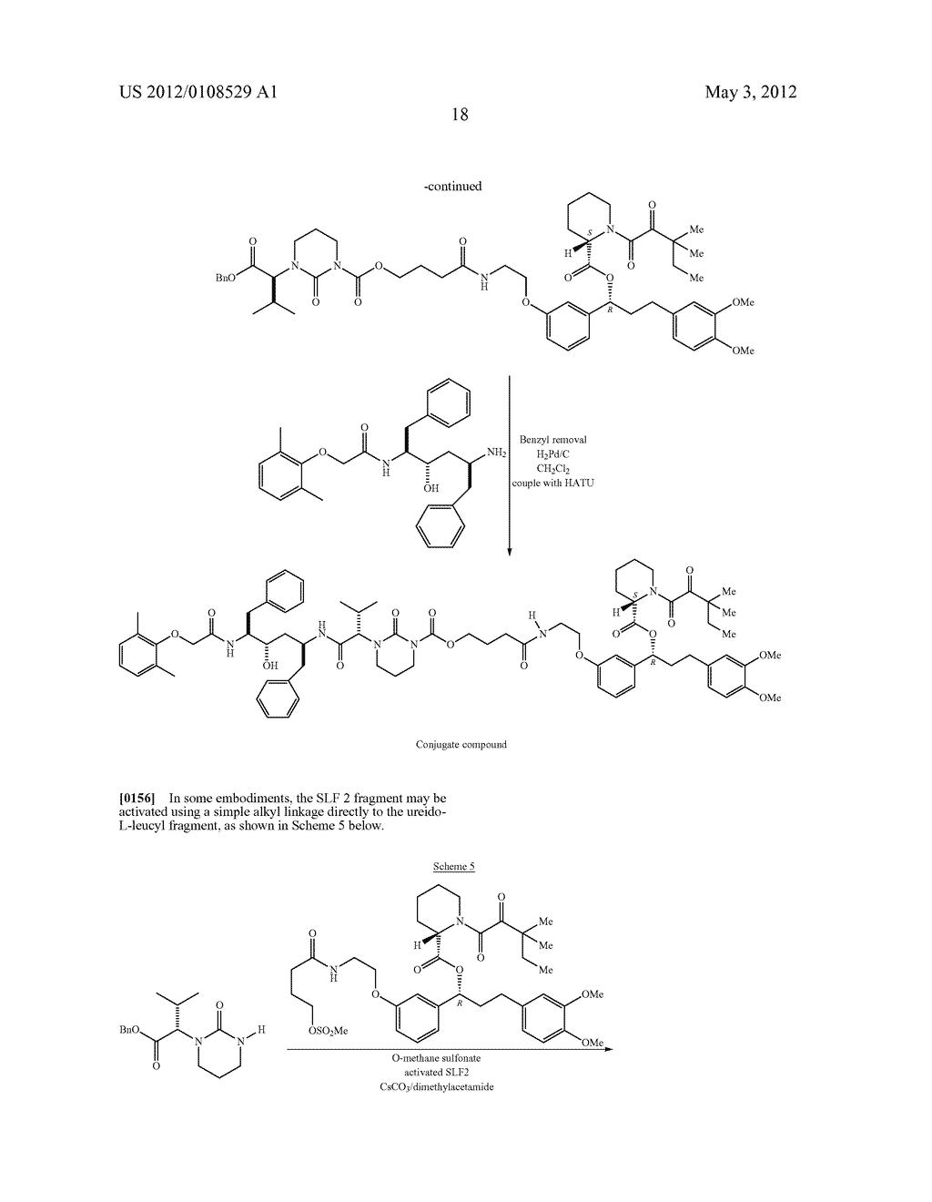 PROTEASE INHIBITORS - diagram, schematic, and image 19