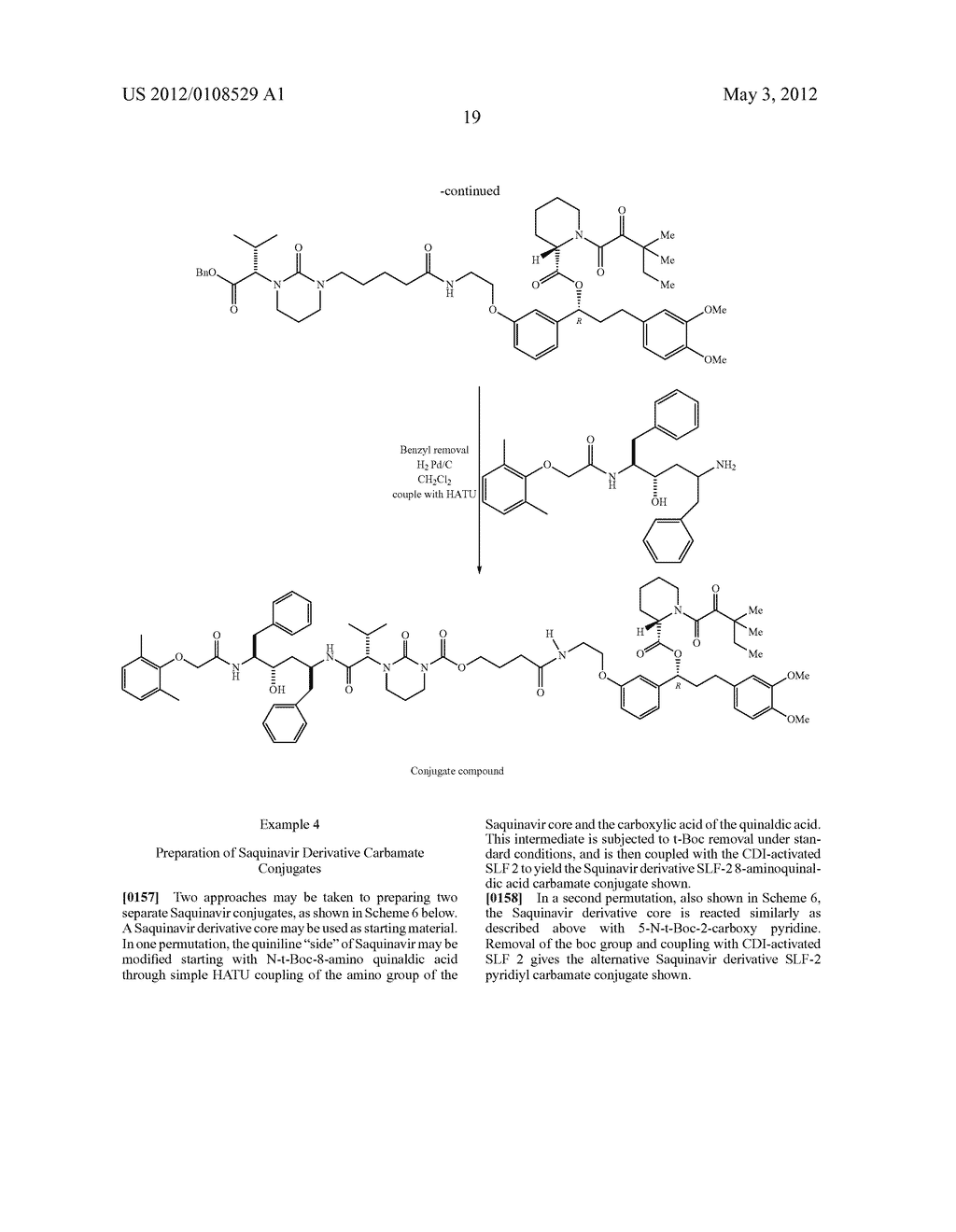 PROTEASE INHIBITORS - diagram, schematic, and image 20