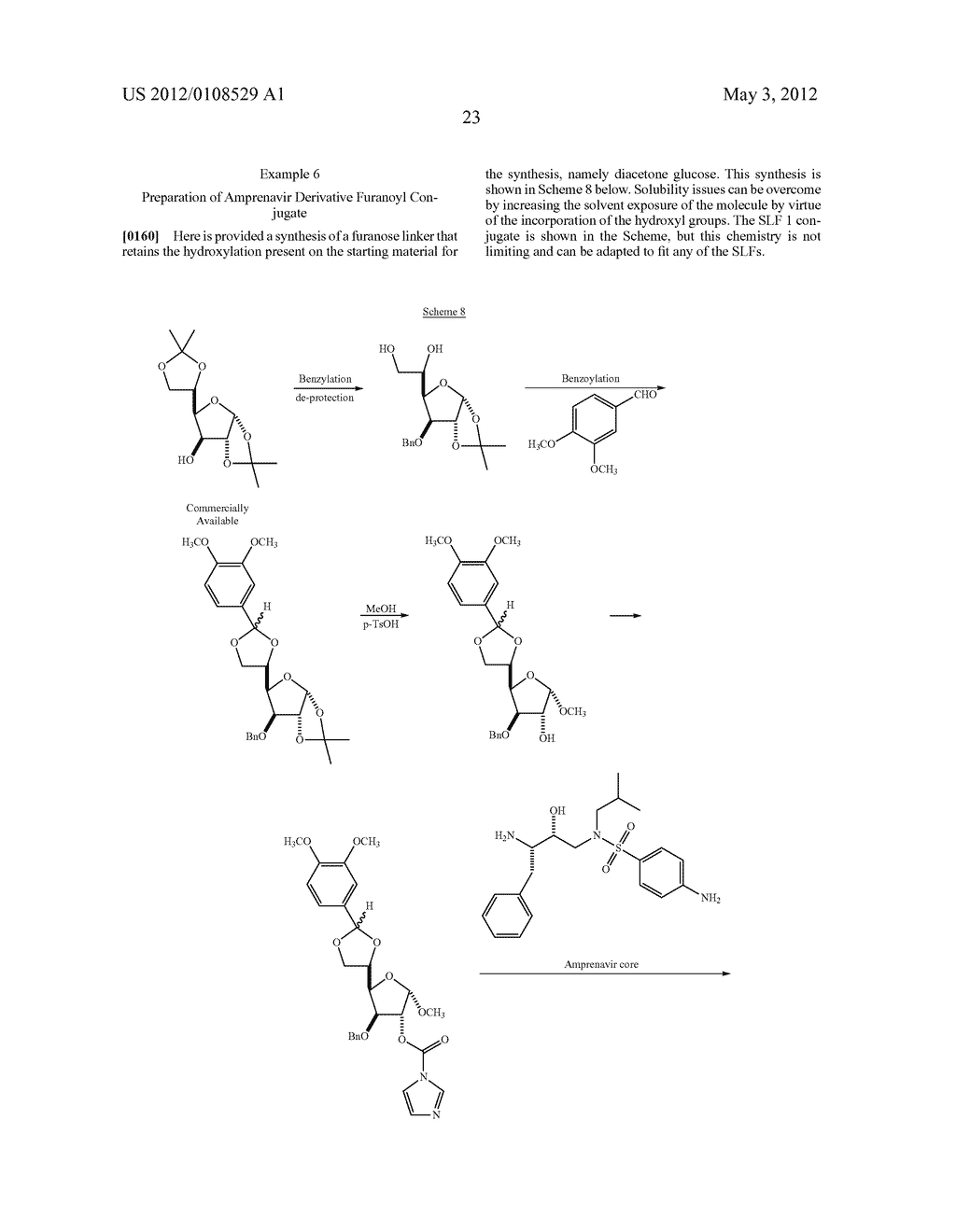 PROTEASE INHIBITORS - diagram, schematic, and image 24