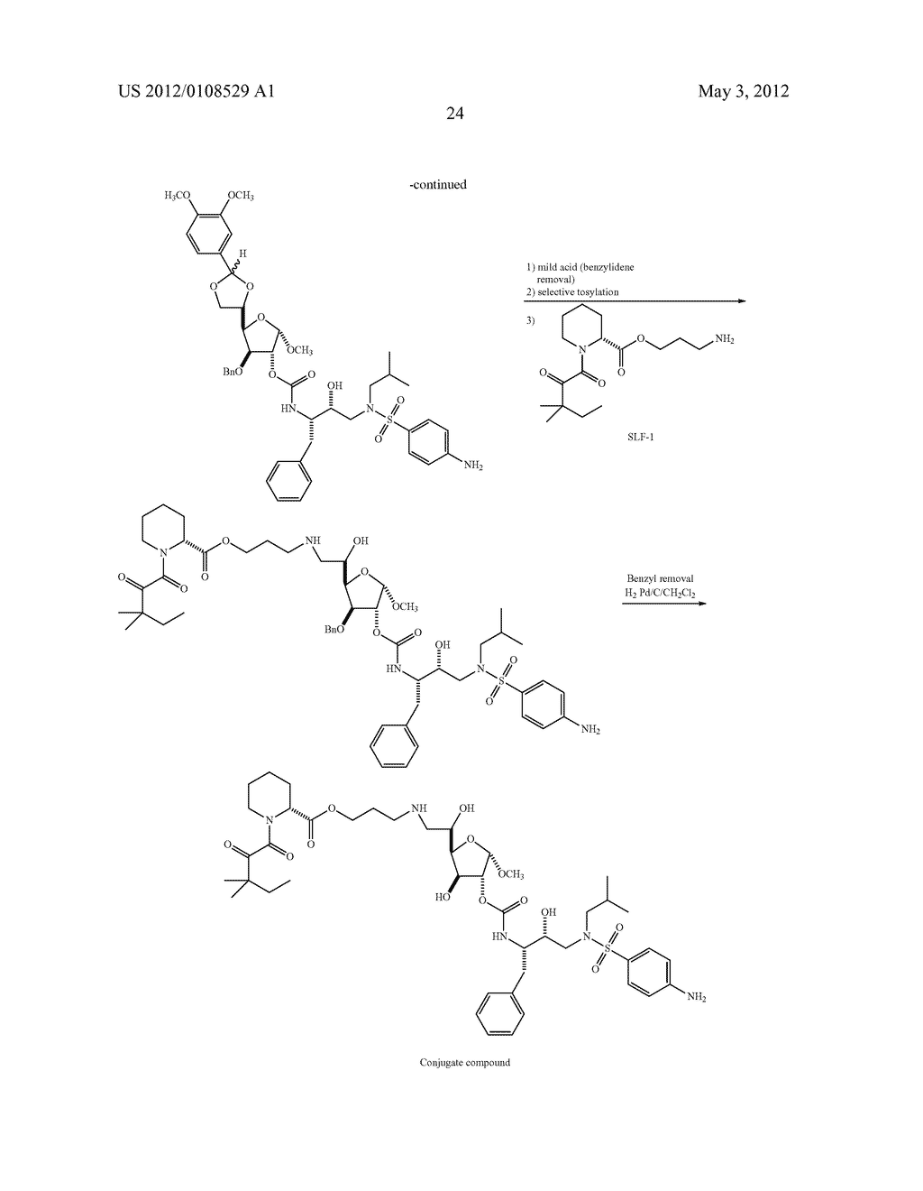 PROTEASE INHIBITORS - diagram, schematic, and image 25