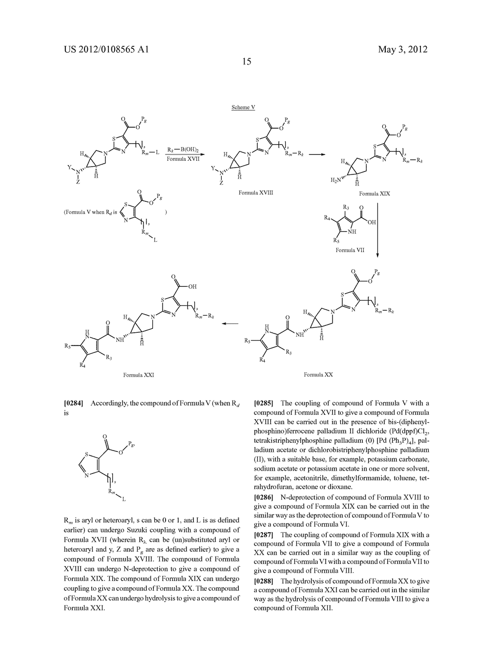 PYRROLE CARBOXYLIC ACID DERIVATIVES AS ANTIBACTERIAL AGENTS - diagram, schematic, and image 16