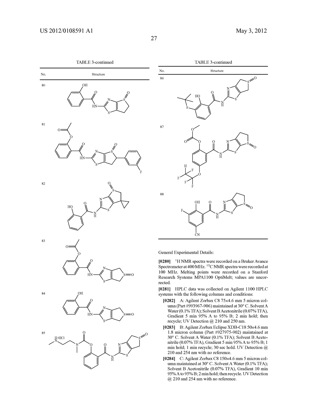 ALKYLSULFINYL-SUBSTITUTED THIAZOLIDE COMPOUNDS - diagram, schematic, and image 28