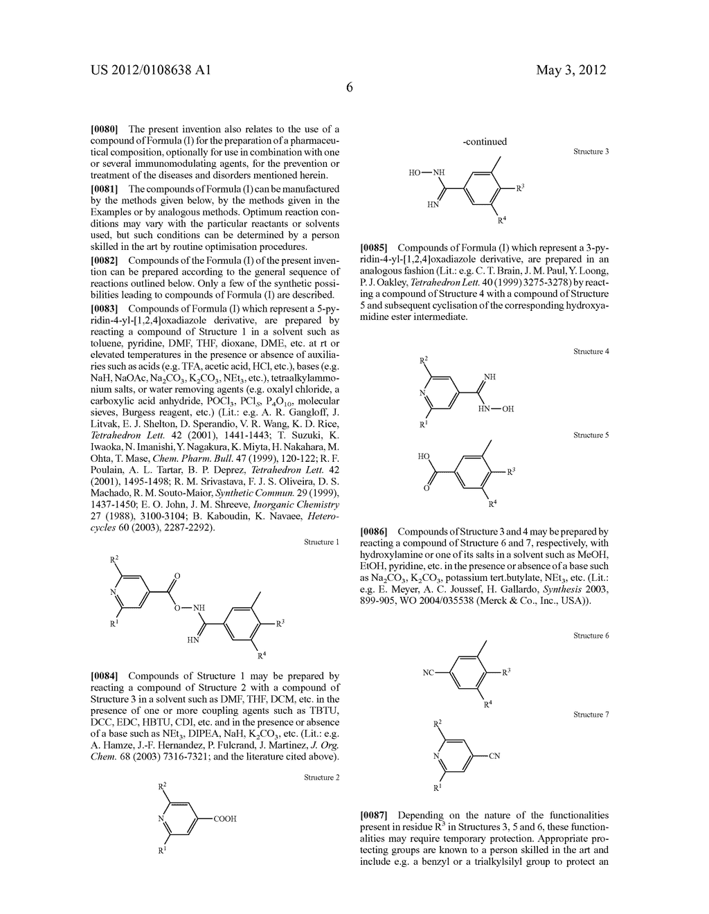 PYRIDIN-4-YL DERIVATIVES - diagram, schematic, and image 07
