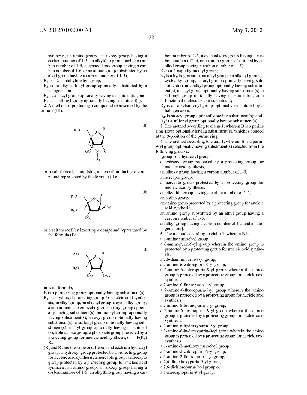 METHOD FOR SYNTHESIZING NUCLEIC ACID - diagram, schematic, and image 29